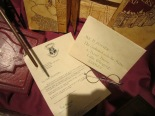 """Dear Mr. Potter, We are pleased to inform you..."""